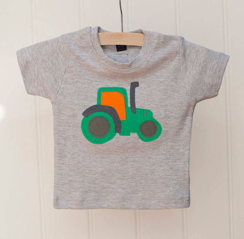 Baby Tractor T-shirt