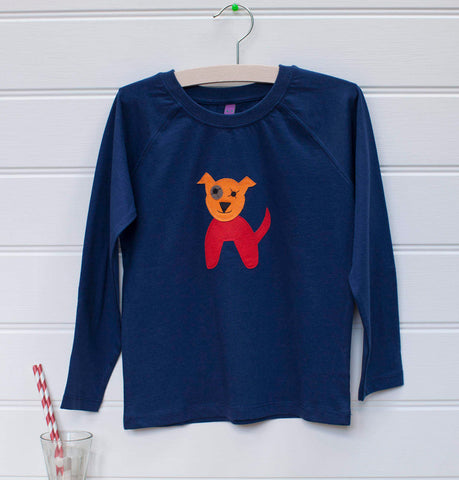 Dog - Long Sleeved T-shirt