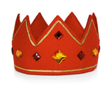King & Queen Costume Set - Gold