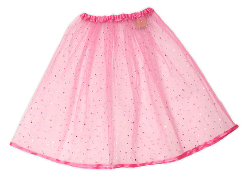 Pink Sparkly Skirt