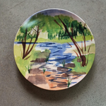 (PRE-ORDER) Wall Decor Plate by Aanya Agrawal