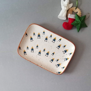 Xmas New - Rectangle Platters