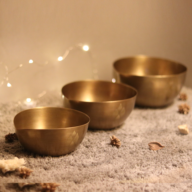 Diya Serving Bowl Set