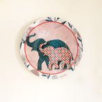 Elephant - Decor Plate