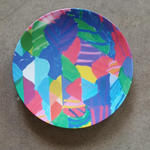 (PRE-ORDER) Wall Decor Plate by Ira Shetty