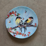 (PRE-ORDER) Wall Decor Plate by Prithvi Karthikeyan