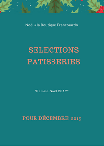 SELECTIONS PATISSERIES