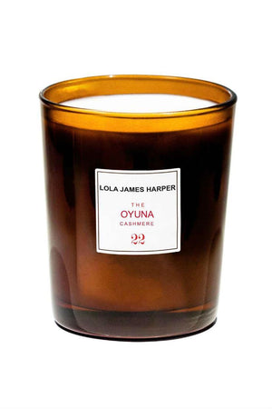 LOLA JAMES HARPER x OYUNA - Scented Candle