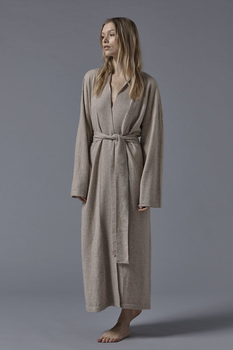 OYUNA Timeless Cashmere Dressing Gowns