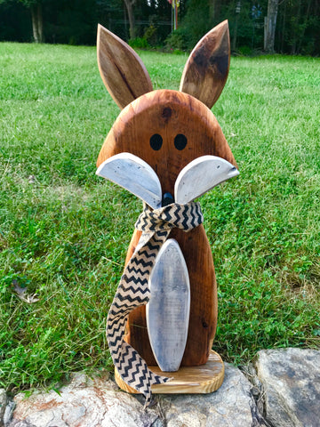 Reclaimed Wood Fox