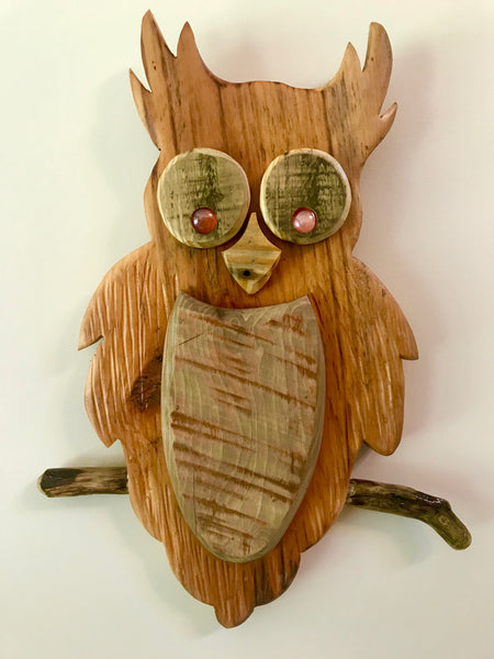 Owl Door Hanger