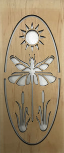 "Laser cut Panel for 14"" Lanterns"