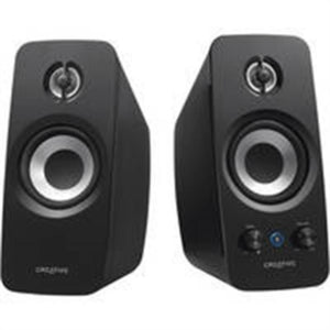 Creative Labs Speakers 51MF1670AA003 T15 Wireless 2.0 Bluetooth Speaker System Retail