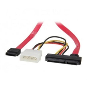 Rosewill Cable RCW-307 6 inch Power Cable and 30 inch Serial ATA Data Combination Cable Retail