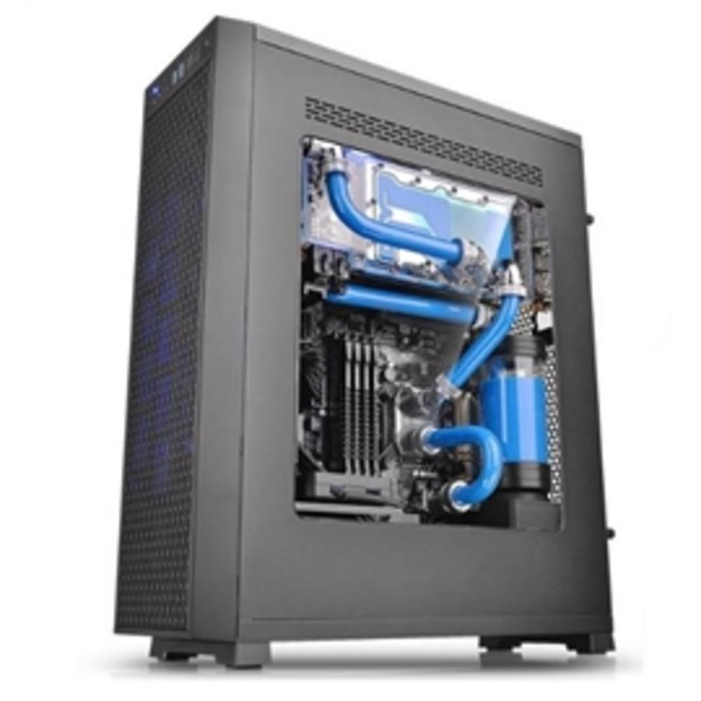 Thermaltake Case CA-1G6-00T1WN-00 Core G3 Gaming Slim ATX Chassis USB Black Retail