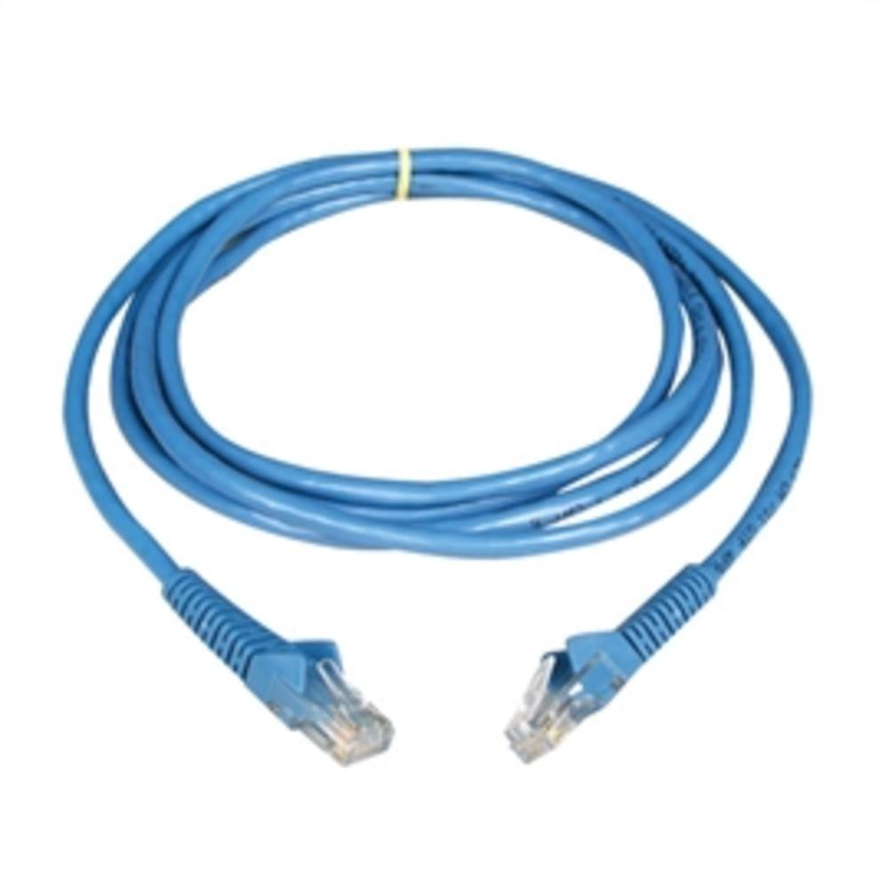 Tripp Lite Patch Cable N201-007-BL Cat6 Gigabit Snagless 7FT Blue