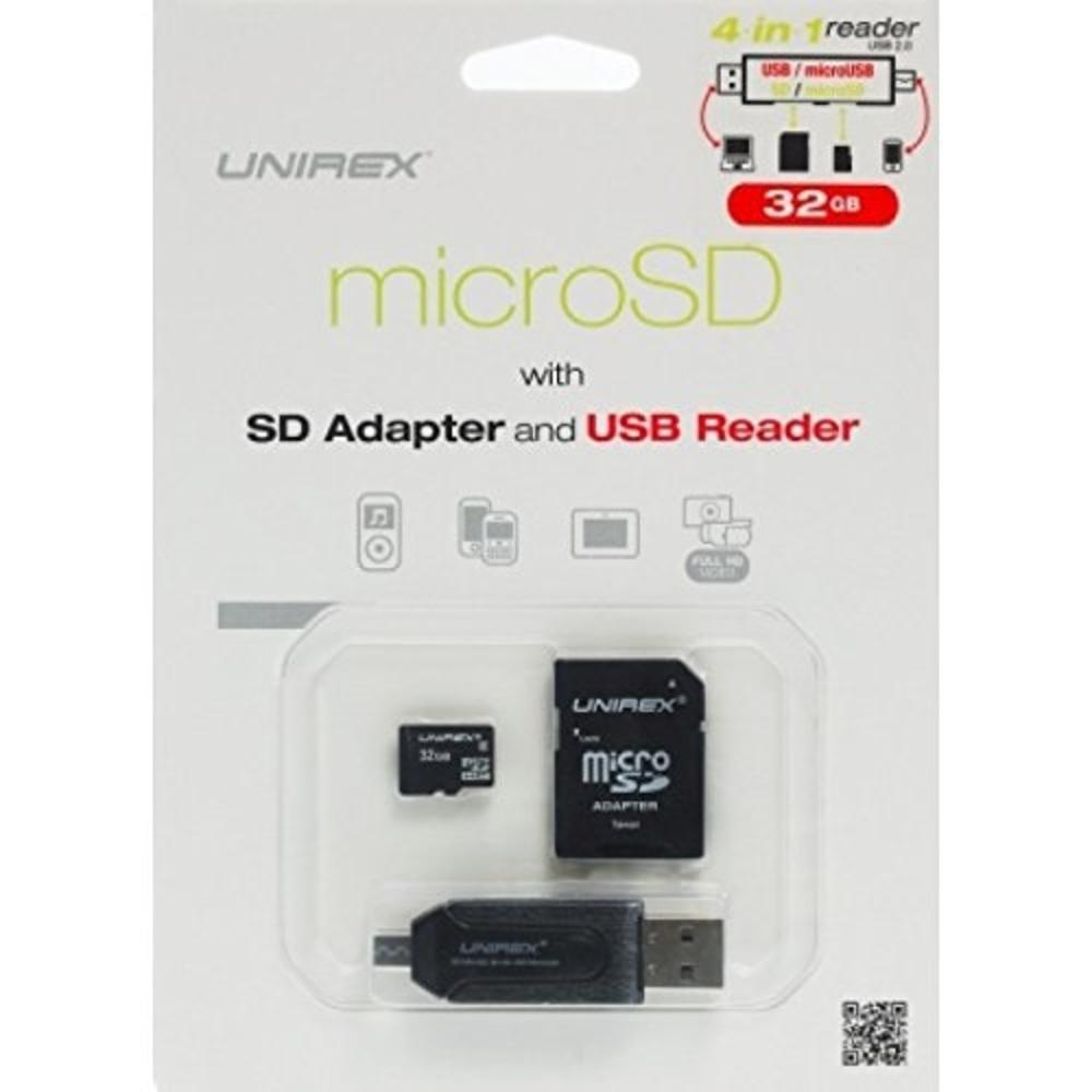 Unirex MSW-325M 4-in-1 Usb-Micro