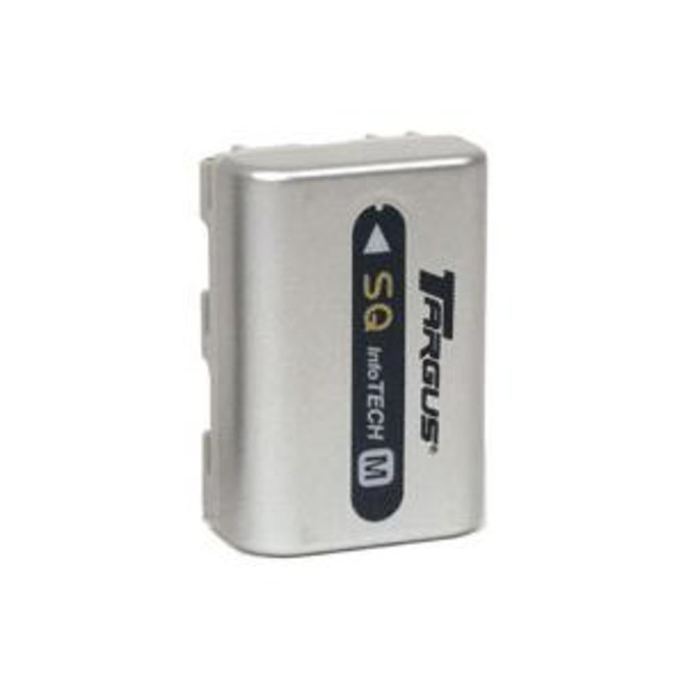 Targus Lithium-Ion Rechargeable Battery, Replacement for Sony FM