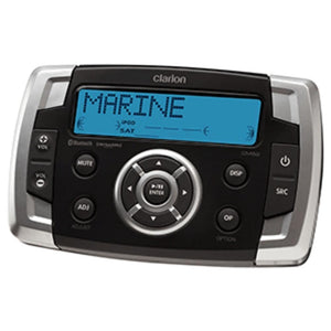 Clarion CMS2 Digital Media BB Receiver w-IPX6 Display, AM-FM-NOAA, SiriusXM, iPhone, iPod-Ready, Black Box