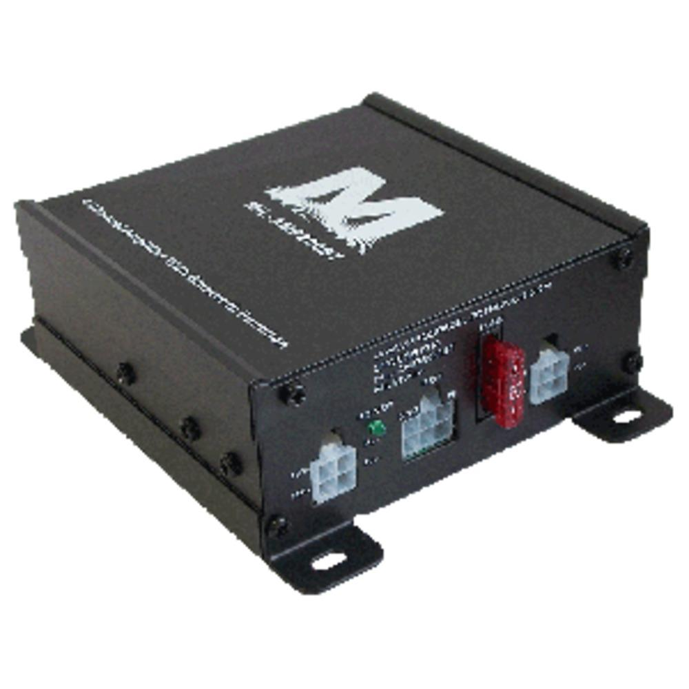 Milennia AMP200BT 4 x 20w RMS Bluetooth Multi-zone Amplifier
