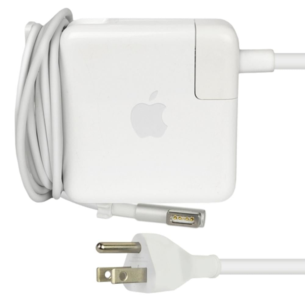 Apple 85W MagSafe Power Adapter w-L-Style Tip & Power Extension Cable (for 15 & 17 MacBook Pro)