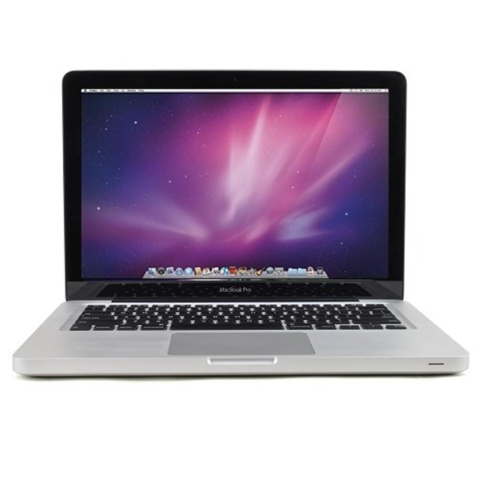 Apple MacBook Pro Core i7-2640M Dual-Core 2.8GHz 4GB 750GB DVDRW 13.3 Notebook OSX w-Arabic Keyboard (Late 2011)