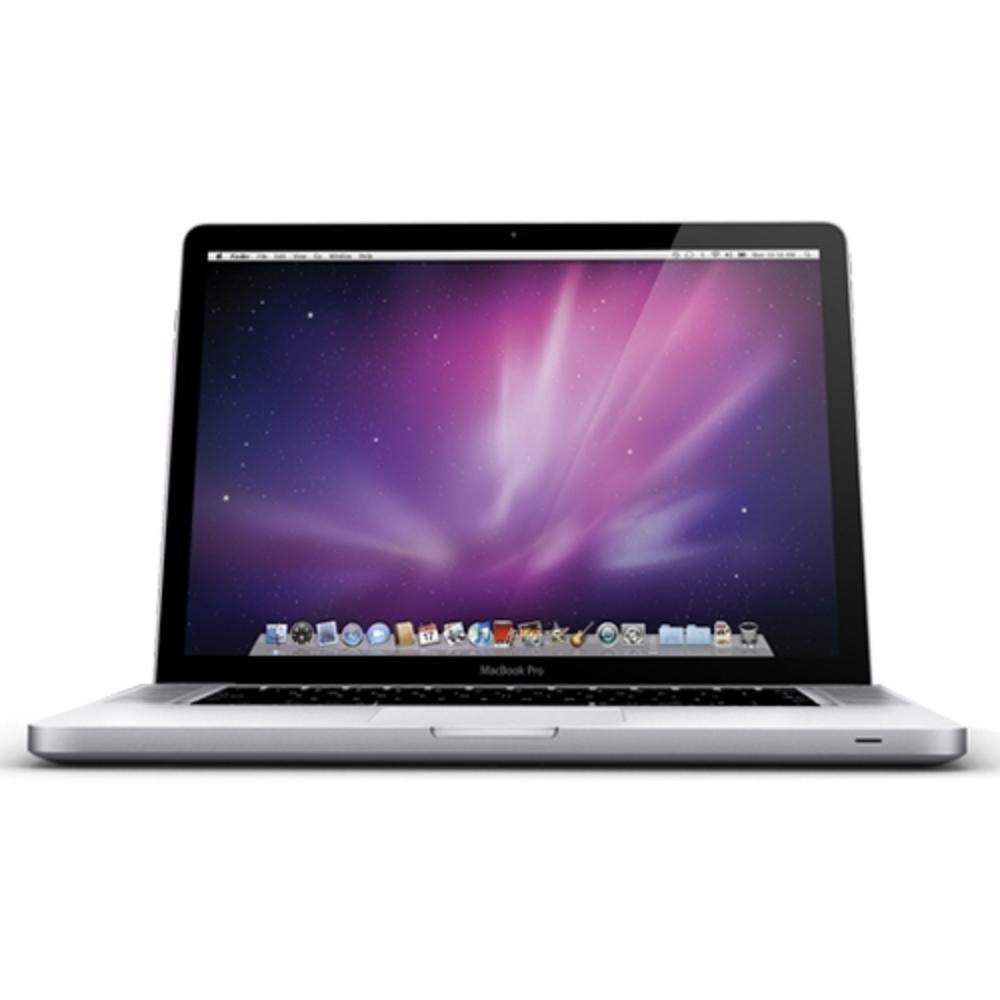 Apple MacBook Pro Core i7-2640M Dual-Core 2.8GHz 4GB 500GB DVDRW 13.3 Notebook AirPort OS X w-Cam (Late 2011)