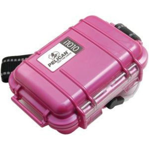 Pelican 1010 Ipod Case Pink