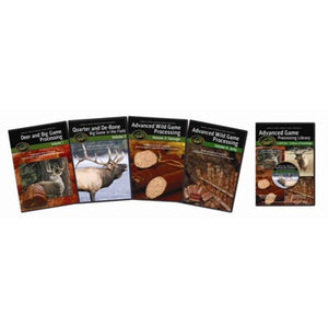 OutdoorEdge 5 DVD Game Processing Library