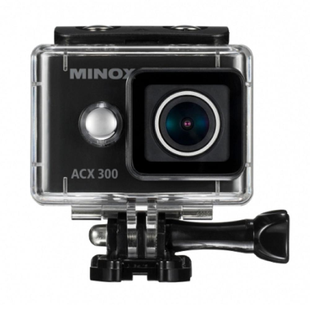 Minox ACX 300 Wi-Fi Action Camera