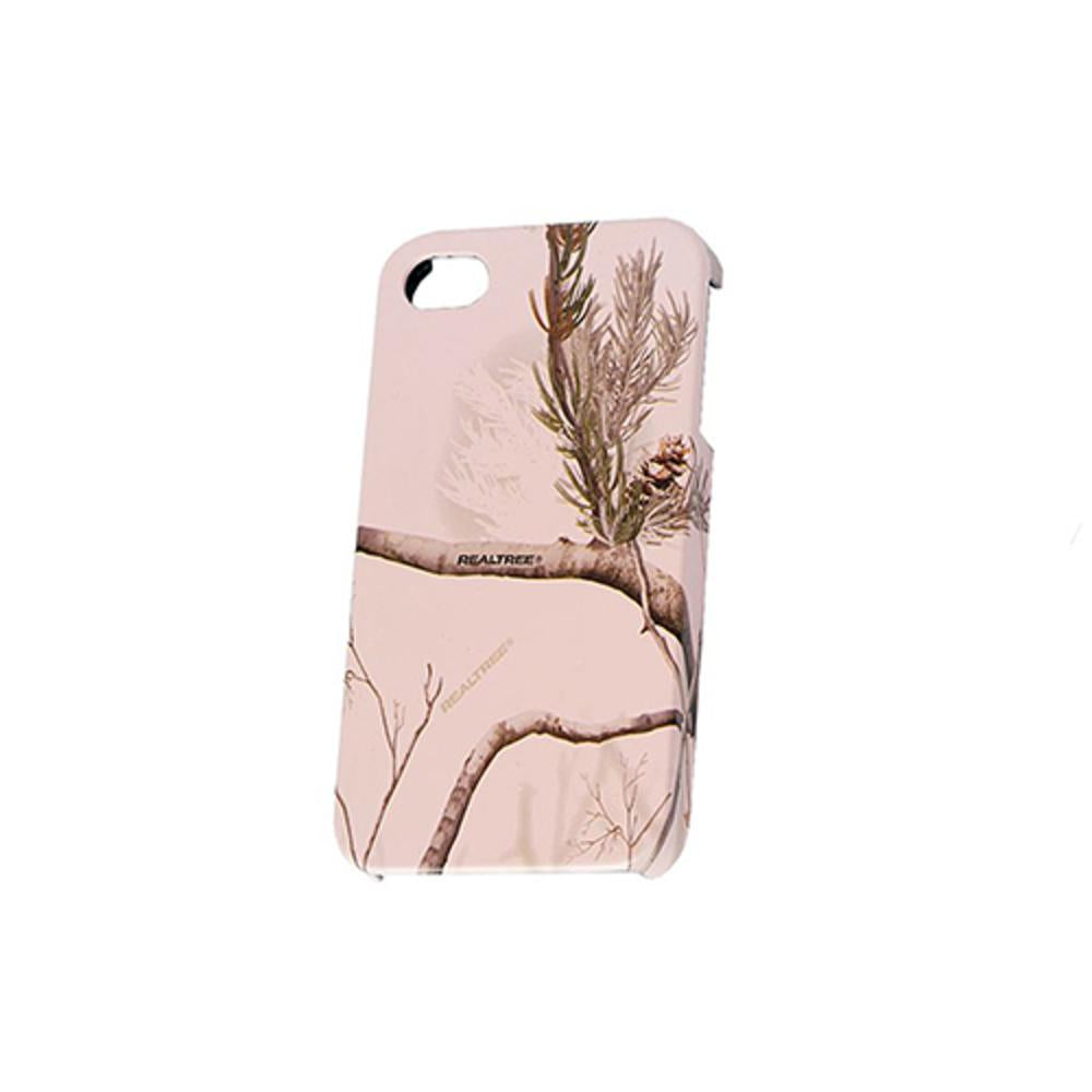 OMP iPhone 4 Case by Countryside w-Soft Touch-Realtree Pink