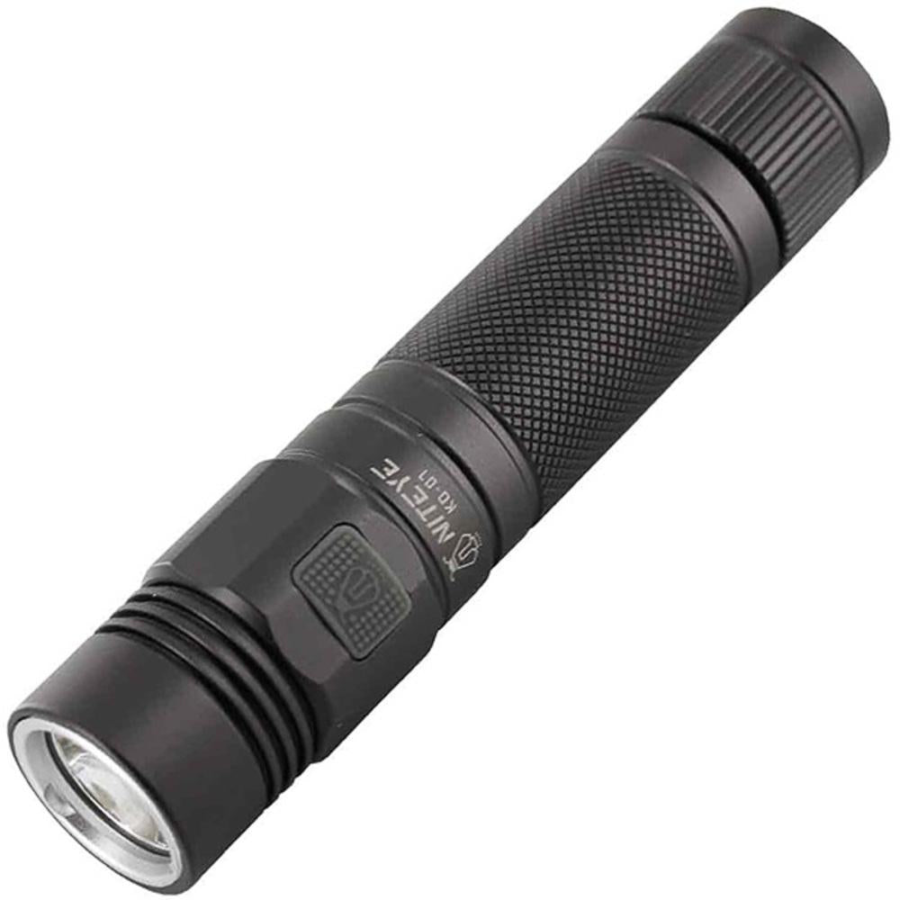Jetbeam KO-01 Rechargeable Flashlight Black