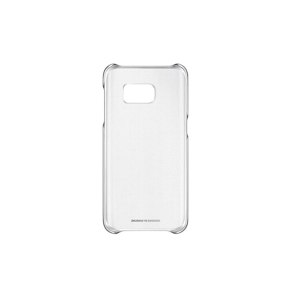 Samsung S7 Protective Cover Clear Silver