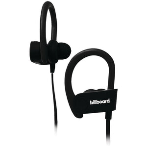 Billboard BB896 Bluetooth(R) Earhook Headset with Microphone (Black)