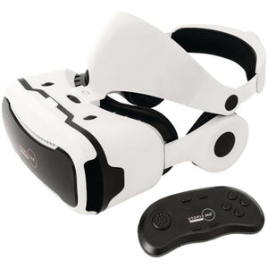 ReTrak(R) ETVRPROH Elite Virtual Reality Headset with Stereo Headphones
