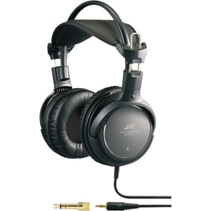JVC(R) HARX900 Dynamic Sound High-Grade Full-Size Headphones