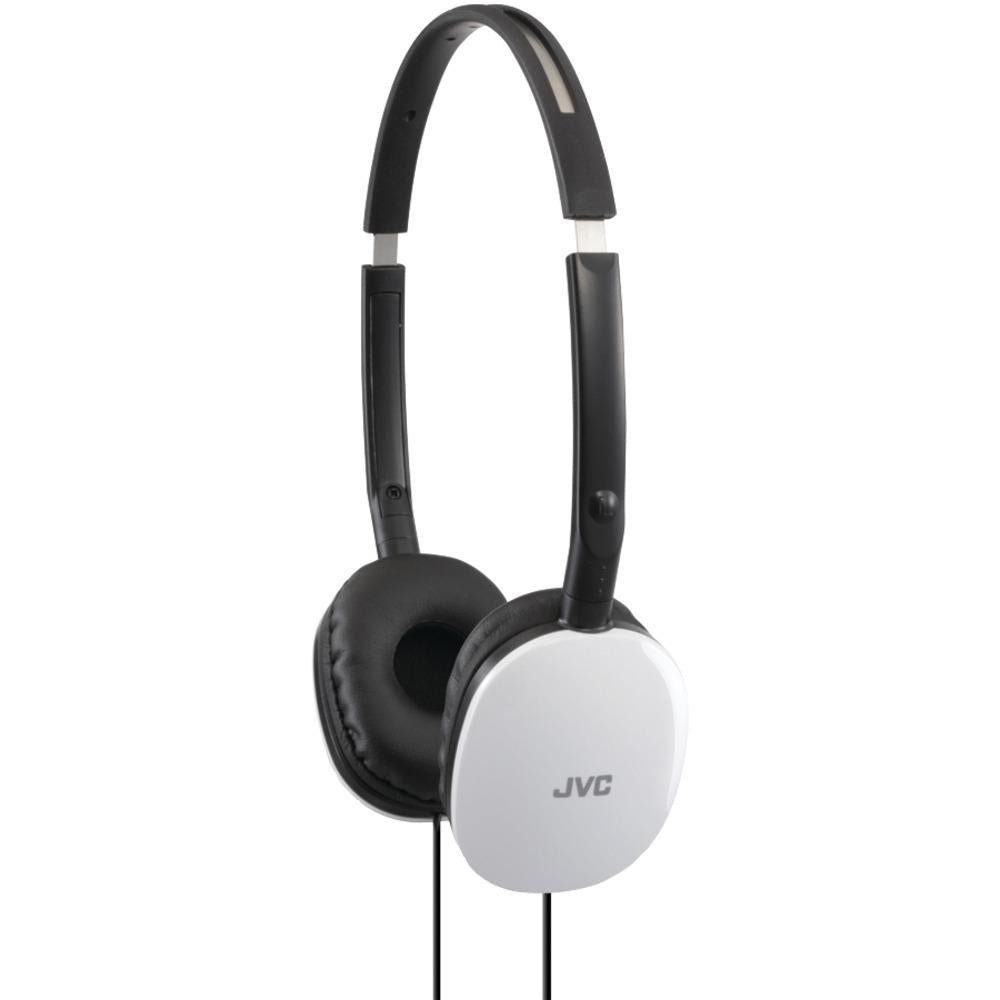JVC(R) HAS160W FLATS Headphones