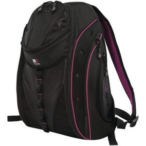 Mobile Edge(R) MEBPE82 16 PC-17 MacBook(R) Express 2.0 Backpack, Lavender