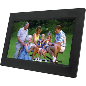 Naxa(R) NF-1000 TFT-LED Digital Photo Frame (10.1)
