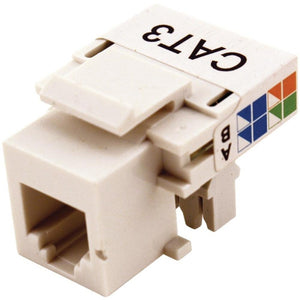 Axis(TM) PET11-0309 RJ11 Keystone Jack