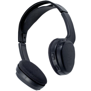 Power Acoustik(R) WLHP-200 2-Channel Wireless IR Headphones