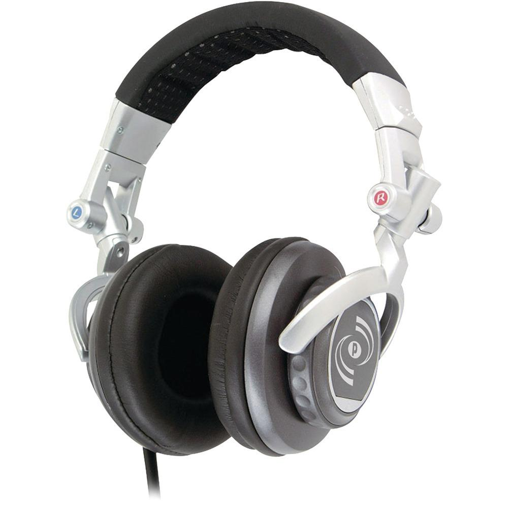 Pyle Pro(R) PHPDJ1 Professional DJ Turbo Headphones