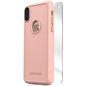 SaharaCase D-A-IX-ROG dBulk Series Protective Kit for iPhone(R) X (Rose Gold)