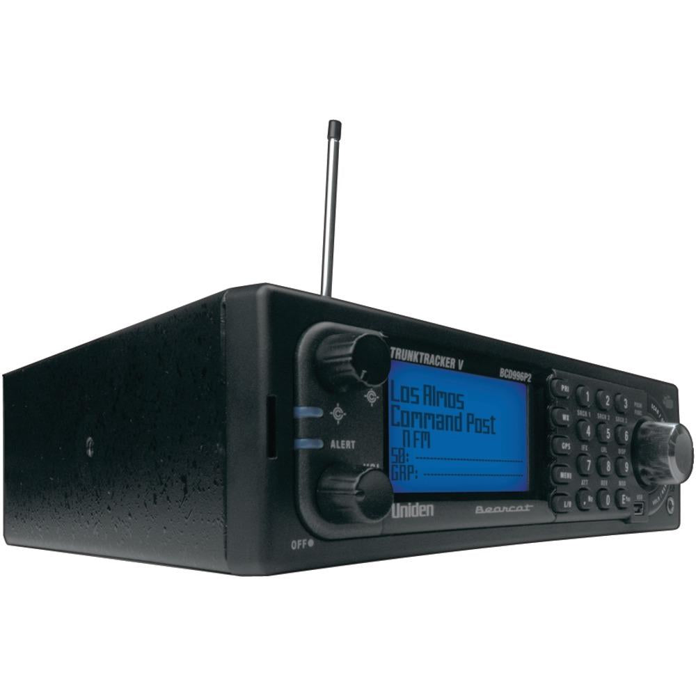 Uniden(R) BCD996P2 TrunkTracker V Digital Mobile Scanner