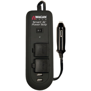 Wagan Tech(R) 2621 Smart AC(R) Power Strip Inverter