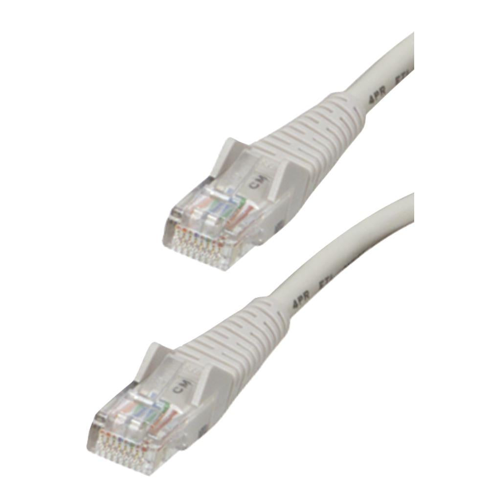 Tripp Lite Cat-5e Snagless Molded Patch Cable (7ft) TRPN001007GY