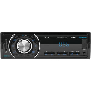 Soundstorm Single-din In-dash Mechless Am And Fm Receiver (with Bluetooth & Remote) SSLML41B