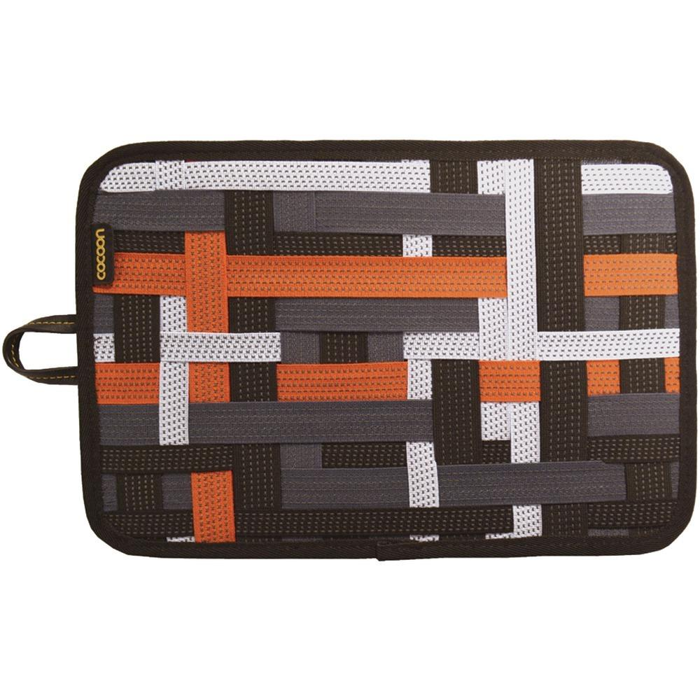 "Cocoon 12"" Grid-it! With Accessory Organizer Pocket (orange) CCNCPG15OR"