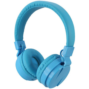 Ilive Bluetooth Wireless Headphones With Microphone (blue) GPXIAHB6BU
