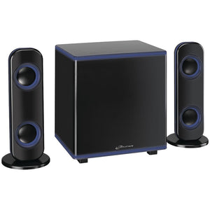 Ilive Bluetooth 2.1-channel Music System GPXIHB26B